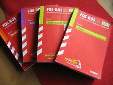 4 x FOS BOS 12 Fachabitur Bayern Deutsch, Englisch, Mathematik Technik, Physik