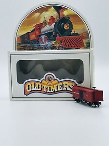 Bachmann N Scale Item No. 75051 34' Old Time Box Car Union Pacific
