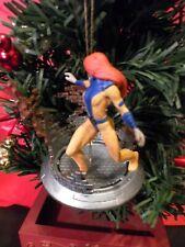 Disney Marvel Uncanny X-Men Jean Grey Phoenix Rare Htf Custom Christmas Ornament