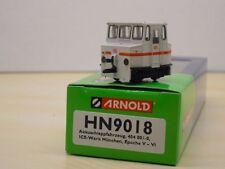 Arnold HN 9018 ASF akku-schleppfahrzeug EL 16 ICE-Werk MONACO, DSS, Luce LED, TT