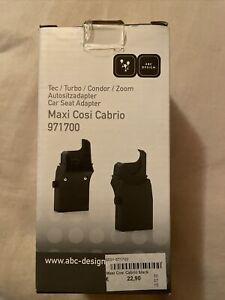 Maxi Cosi Adapter Abc Cabrio 971700