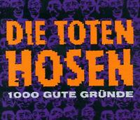 Die Toten Hosen – 1000 Gute Gründe - 4 Track Maxi CD - Punk Rock