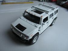 KINSMART Hummer H2 SUV, 1:40 mit Rückzugmotor !!!