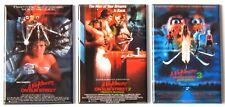 "A Nightmare on Elm Street FRIDGE MAGNET Set movie poster ""style A"""