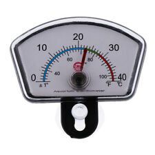 Suction Cup Submersible Pointer Thermometer for Fish Tank Aquarium#Square