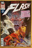 FLASH #43a (2018 DC Universe Comics) ~ VF/NM Book