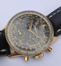 Breitling 806 AOPA Navitimer New gold plating, Band Not Included