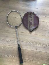yonex badminton racket with Cover