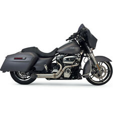 Supertrapp Bootlegger 2-Into-1 Stainless Exhaust for 2017 Harley Touring