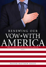 Renewing Our Vow With America - Single Dvd - Matthew Hagee - Sale !  Rare !