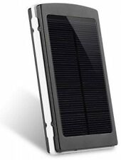 FABDY ® SPB-12 Solar Power Bank 20,000 mAh - Black