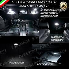KIT FULL LED INTERNI BMW SERIE 3 E90 / E91 CONVERSIONE COMPLETA 6000K CANBUS