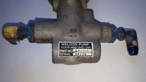 Weldon Pump A8163 - A Aux Fuelpump 14V for Mooney 20 J