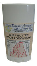 Shea Butter Home Made Foot Lotion Bar in Twist Up Tube_Solid with Nourishing Ing