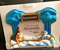 POCAHONTAS   LIMITED EDITION PICTURE FRAME - DISNEY MGM STUDIOS - 4X6 PHOTO