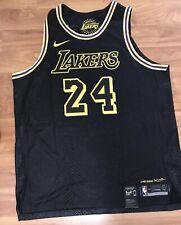 Nike AUTHENTIC #24 kobe bryant jersey City Edition Lore Series Black Mamba 2X 56