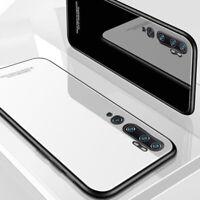 For Xiaomi Mi Note 10 9T Pro Mi 10 Pro MAX 3 New Tempered Glass Phone Case Cover