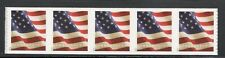 5158 US Flag Strip Of 5 (BCA) Mint/nh (Free Shipping)