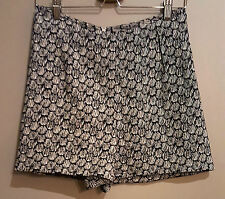 WILLOW Women's High Waisted Shorts - Size 10 RRP $250