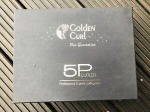 Golden Curl Lockenstab Set 5P Curler 5-Teilig OVP