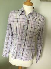 barbour ladies cotton shirt / blouse size 12
