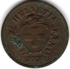 1930 B Switzerland 1 Rappen***Collectors***