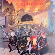 EXPLOITED - TROOPS OF TOMORROW LP Radiation Records