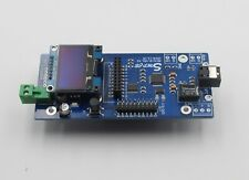 AK4118 Digital Receiver Board SPDIF To IIS Support XMOS XMOS/Amanero + OLED
