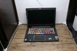"""Lenovo ideapad 330-15IKB 15.6"""" 4GB Red NO OS NO HDD - FOR PARTS OR REPAIR"""