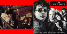 """THE LOST BOYS  """"Expanded Motion Picture Soundtrack""""   2-Disc Set!"""