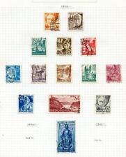 German & Colonies Used 3 Number Stamps
