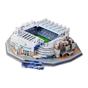 Kids Childrens Kitbag Chelsea Football Sport 3D Stadium Toy Gift