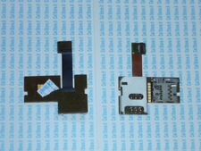 Flex flat slot SIM + porta micro sd per Nokia E51 memory card port