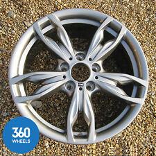 """1 X NUOVO originale BMW serie 1 e 2 18"""" M Sport 436 8J posteriore ruota in lega 36117845871"""