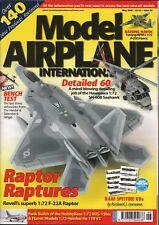 Revue Model Airplane International n°46 - Mai 09 NEUF