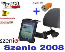 "SOPORTE REPOSACABEZAS tablet iRULU eXpro X1s 10.1"" pulgadas"
