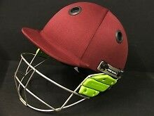 Kookaburra Player Cricket Helmet Maroon Senior