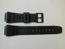 Replacement 20mm Silicon Rubber Casio G-Shock Sport Strap Watch Band
