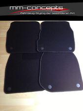Autoteppich Fußmatten Matten Teppich für Audi A6 S6 RS6 S-Line Typ 4B C5 Velours