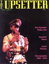magazine : Lee Perry - THE UPSETTER issue 2