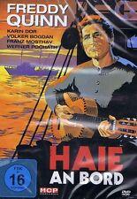 DVD NEU/OVP - Haie an Bord - Freddy Quinn & Karin Dor