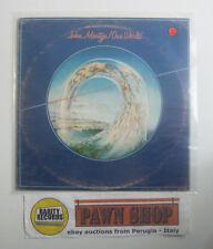 "John Martyn ""One world"" LP ISLAND ILPS 19492 Italy 1977 VG+/VG"