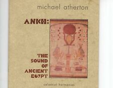 CD	MICHAEL ATHERTON	the sound of ancient egypt	NEAR MINT (R0471)