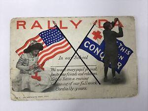 1910 RALLY DAT Postcard