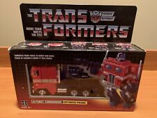 Transformers Lot of 2 MOC - Astrotrain & Optimus Prime
