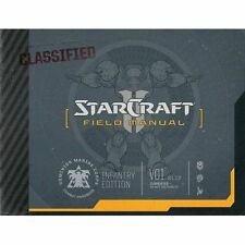 Starcraft Field Manual (Insight Edition) (Hardcover), Egmont Publ...new sealed