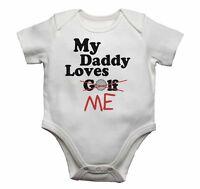 Unisex für Fußballfans Baby Westen Body Me and My Daddy Liebe Arsenal