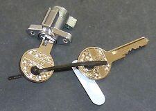 Werkzeug- / Batteriekasten-Schloss - runde Form - NSU MAX / LUX - ADLER - HOREX