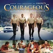 CD Courageous Soundtrack NEU Casting Crowns Third Day Brandon Heath Mark Harris