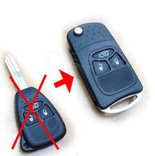 Transférer en Pliante - Coque PLIP Télécommande clé Chrysler DODGE NITRO JEEP